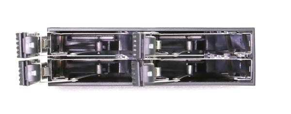 iStarUSA BPN-124K-SA Interior