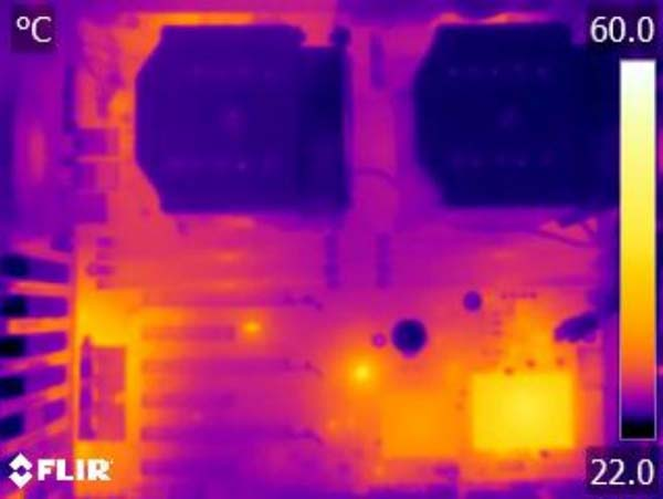 Gigabyte MD70-HB0 Thermal Imaging