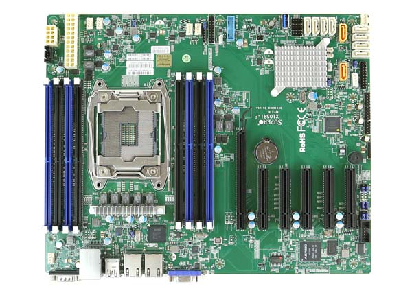 Supermicro X10SRi-F overview