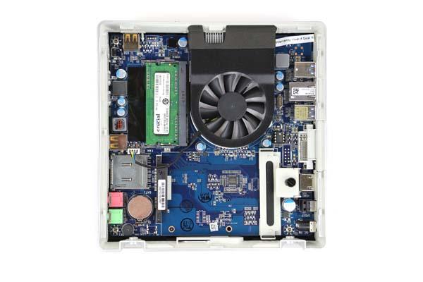 Zotac ZBOX-BI320-U-W2 Interior