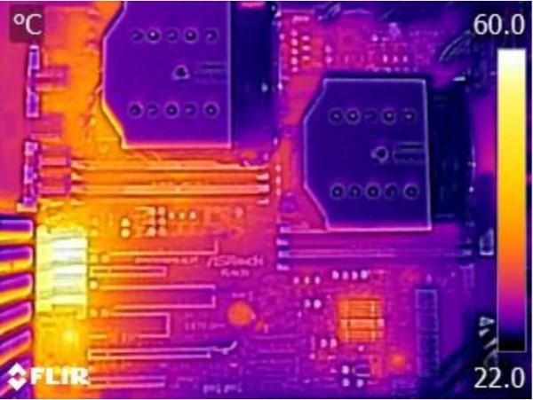 ASRock Rack Thermal Imaging