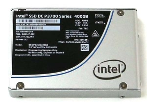 Intel DC P3700 400GB