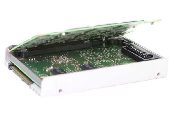Intel DC P3700 400GB PCB Open