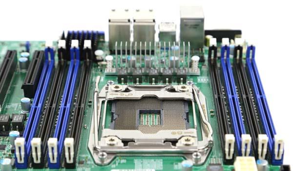 Supermicro X10SRH-CLN4F CPU and Memory