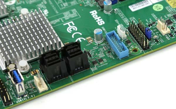 Supermicro X10SRH-CLN4F USB3
