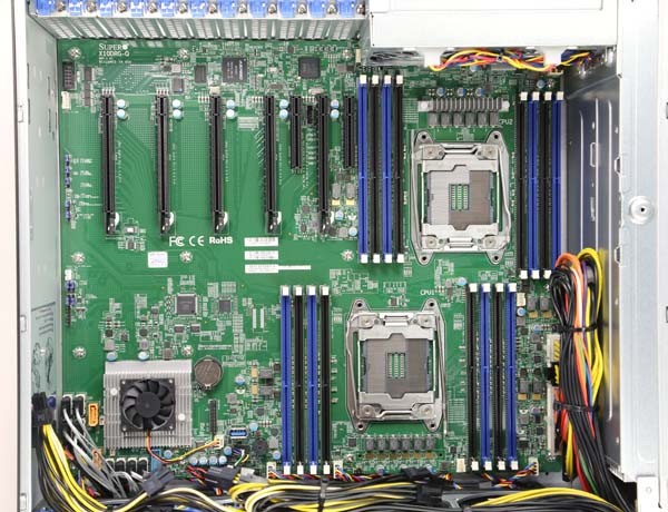 Supermicro X10DRG-Q overview