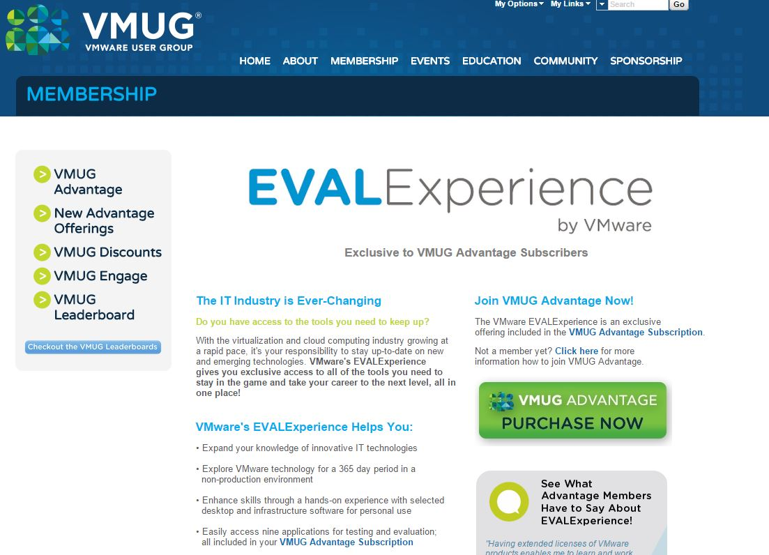 VMware to ex-Microsoft TechNet Subscribers -