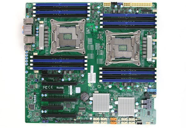 Supermicro X10DAC Overview