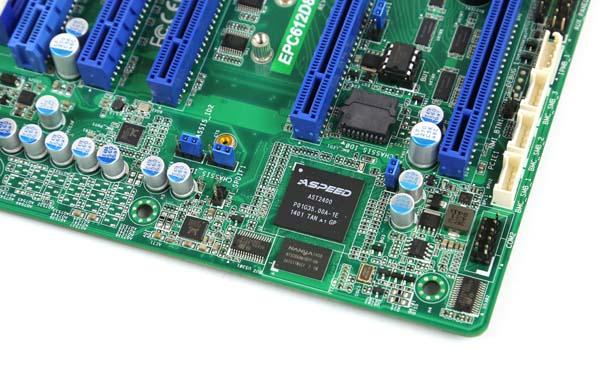 ASRock EPC612D8A-TB ASPEED 2400 BMC