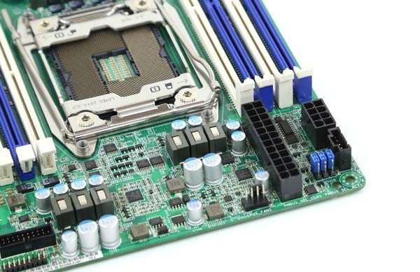 ASRock EPC612D8A-TB Power