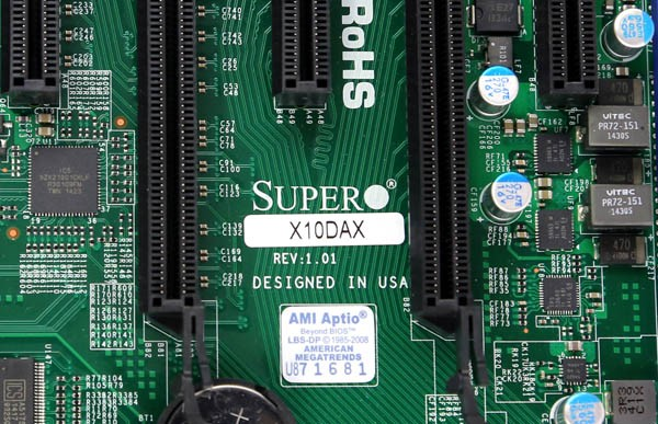 Supermicro x10dax review hyper speed motherboard Zfs raid calculator
