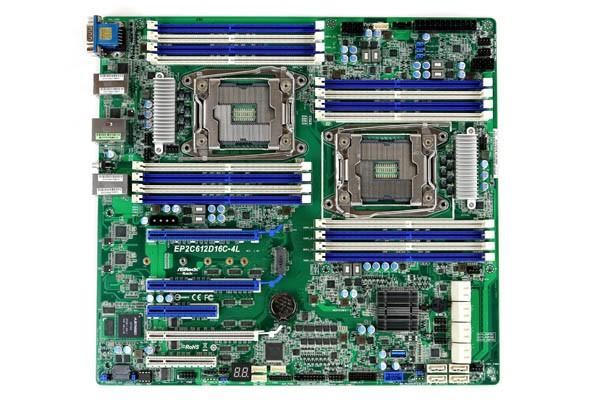 ASRock Rack EP2C612D16C-4L Overview