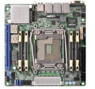 ASRock Rack EPC612D4I Overview