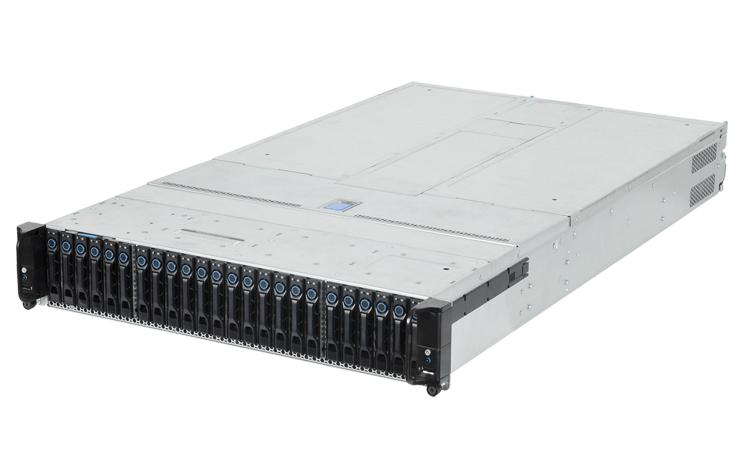 QuantaPlex T21SR-2U Front