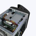 Supermicro SYS-5028D-TLN4F ODD SSD mount 1