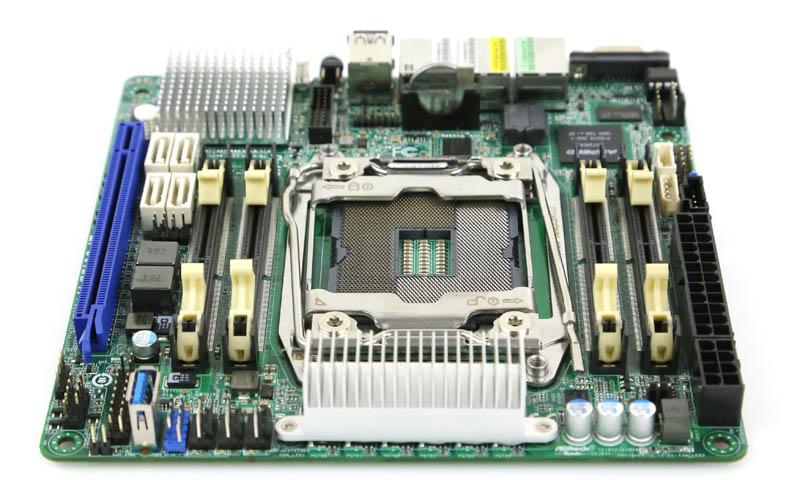ASRock Rack EPC612D4I - Socket and Airflow