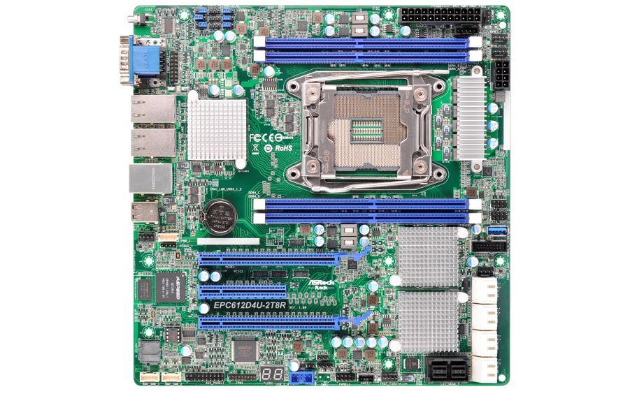 ASRock Rack EPC612D4U-2T8R Overview