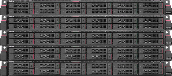 Lenovo RD550 Front