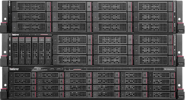 Lenovo ThinkServer RD650 Solutions
