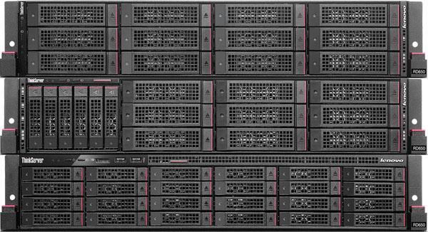 Lenovo ThinkServer RD650 Solutions