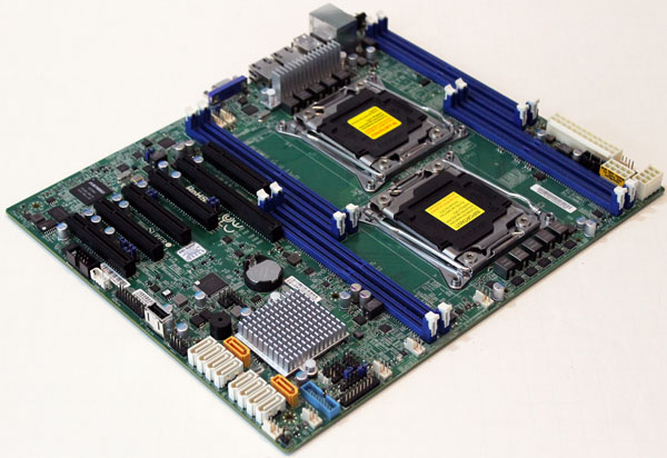 Supermicro X10DRL-i - Overview