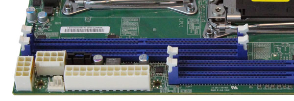 Supermicro X10DRL-i - Power Connections
