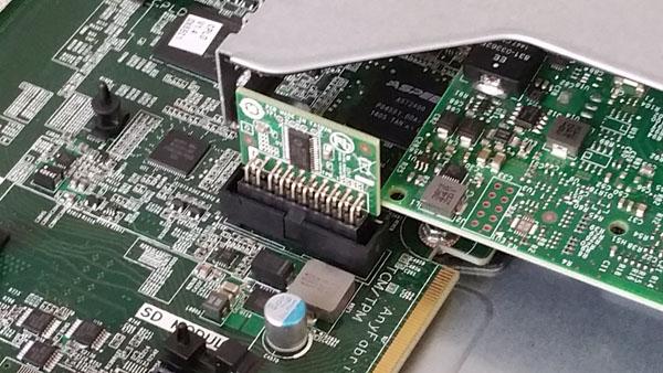 ThinkServer RD550 TPM Module