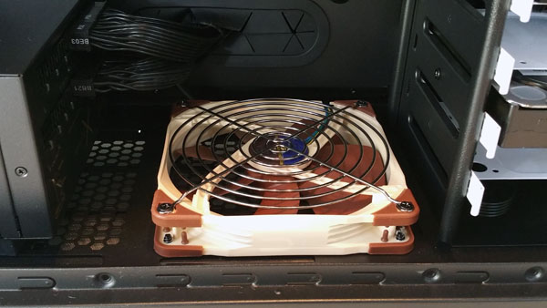 Puget Systems -  Genesis Cooling Fan