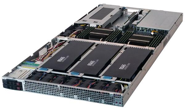 Supermicro GPU/Xeon Phi  SuperServer 1028GQ-TRT
