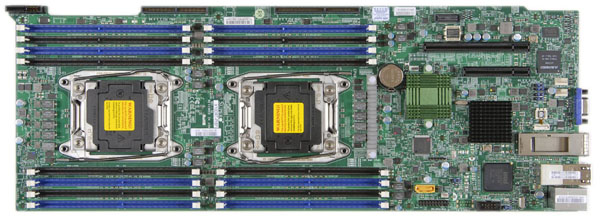 Supermicro X10DRT-PIBF Motherboard