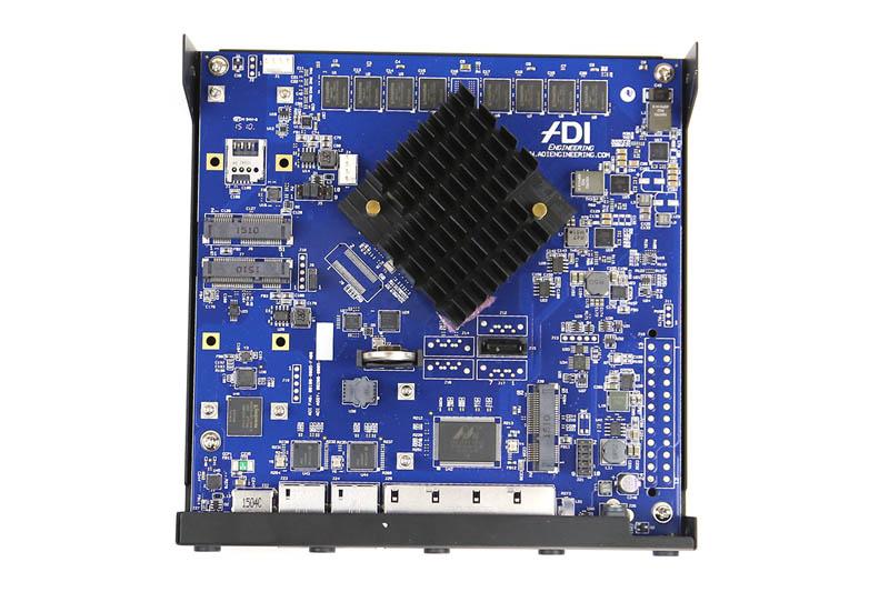 Netgate SG-4860 pfsense internals overview