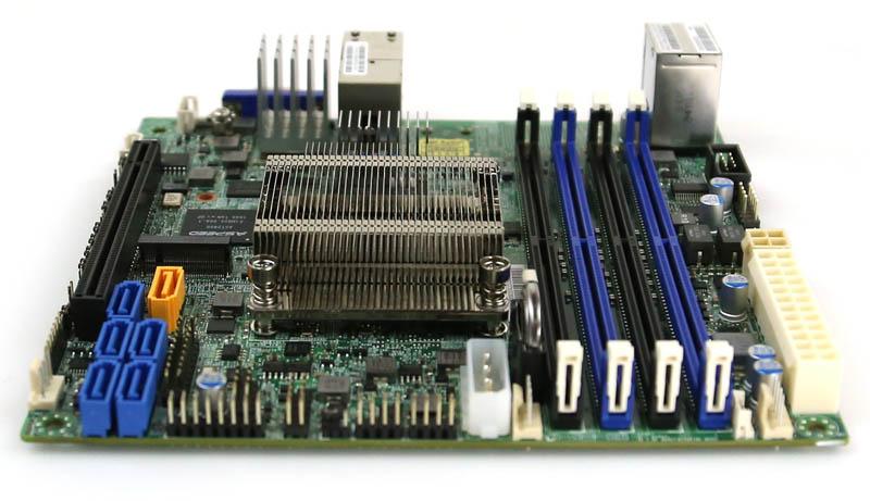 Supermicro X10SDV-4C-TLN2F airflow