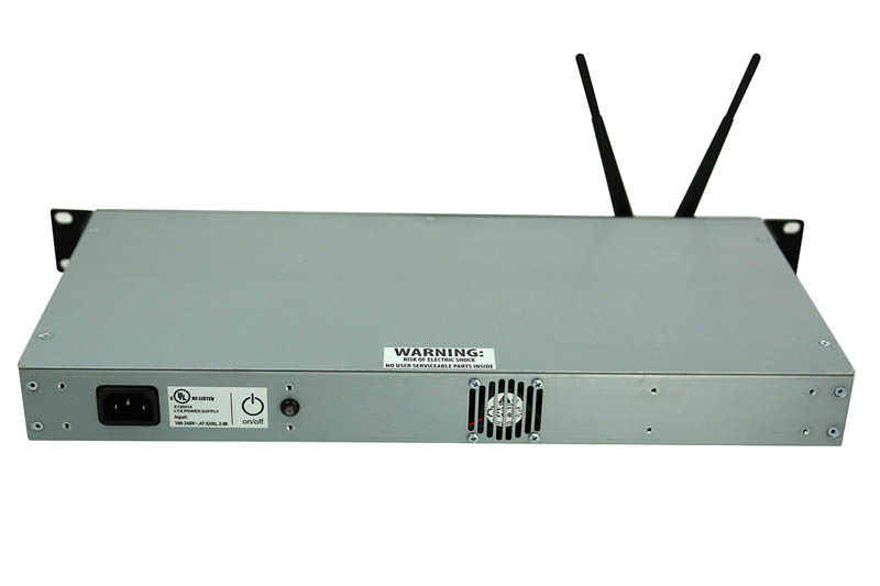 pfSense SG-4860 1U rear