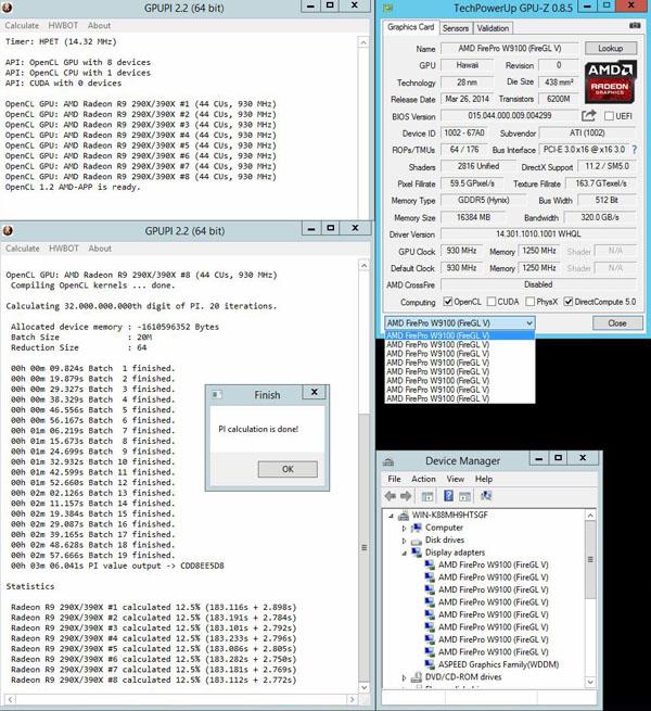 ASRock Rack 3U8G-C612 - GPUPI WR