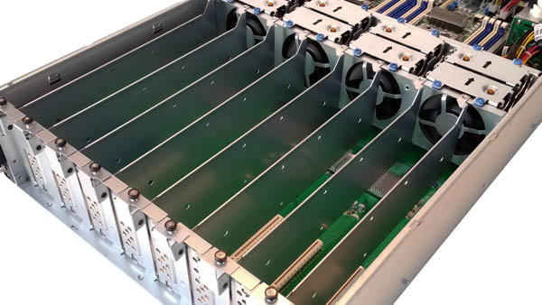 ASRock Rack 3U8G-C612 no GPU