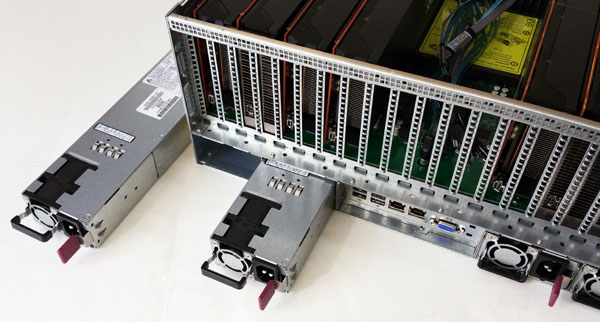 Supermicro 4028GR-TR Power Supplies
