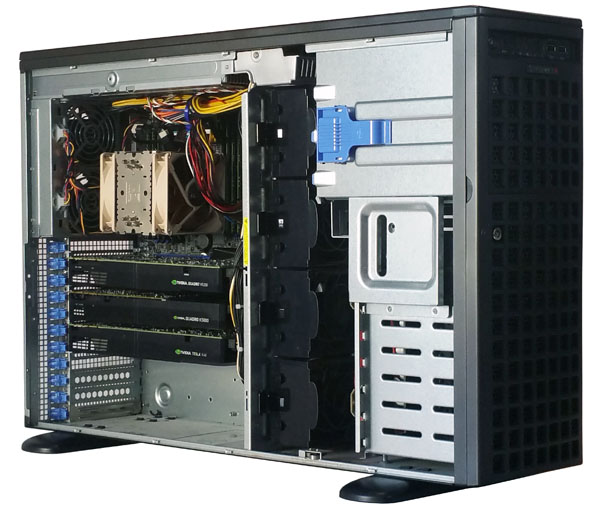 Supermicro C7X99-OCE Workstation