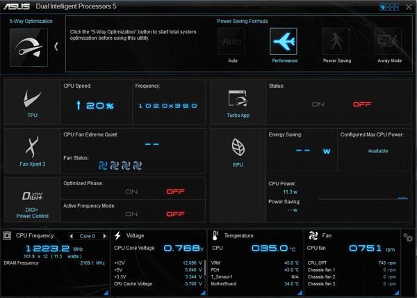 ASUS X99-M WS AI Suite 3