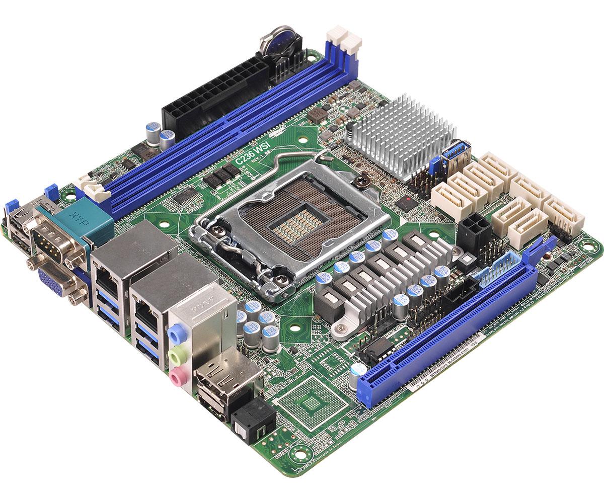 Asrock Rack C236 Xeon E3