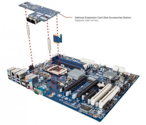 Gigabyte MW31-SP0 mezzanine