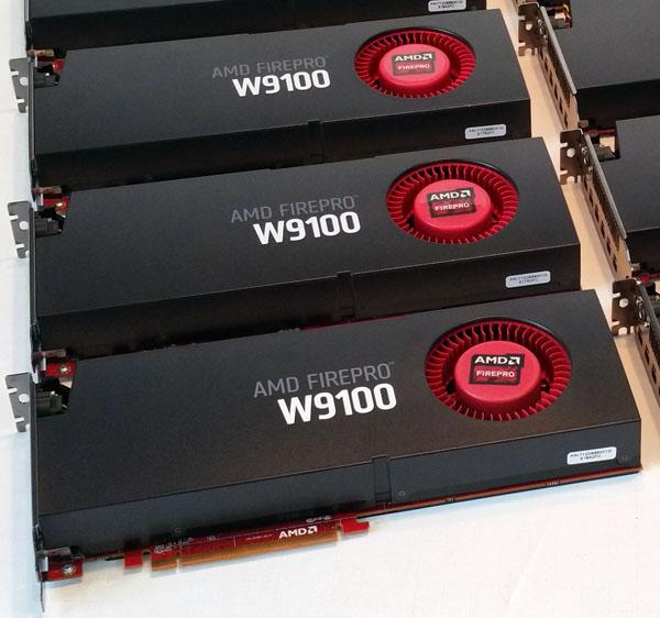 Gigabyte R280-G2O GPU Server - 3x AMD FirePro W9100