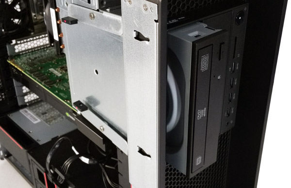 Lenovo ThinkStation P700 DVD Drive