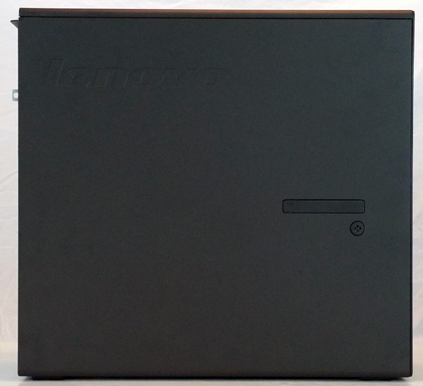 Lenovo ThinkStation P700 Side