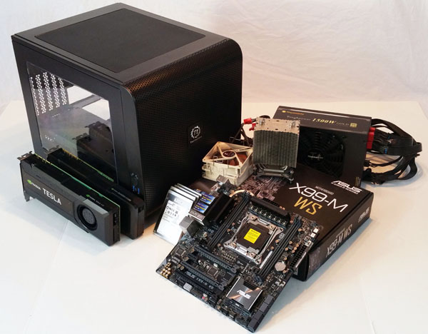 Micro-ATX Workstation Parts