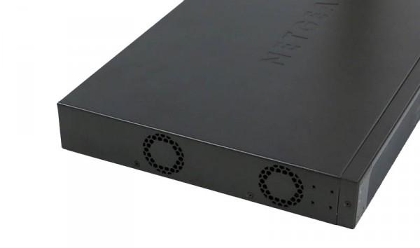 Netgear XS712T Left