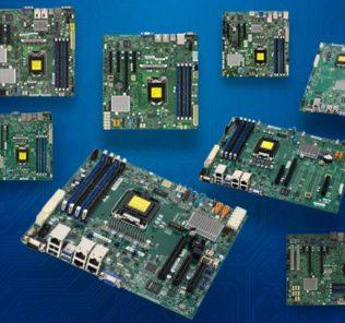 Supermicro Intel Xeon E3-1200 V5 C236 Motherboards