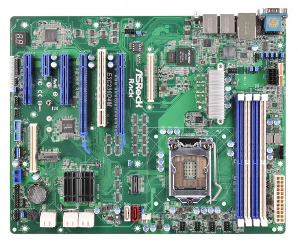 ASRock Rack E3C236D4M top