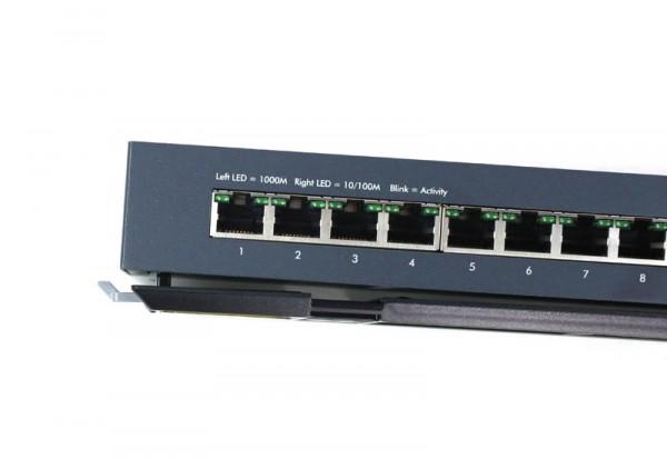 Netgear ProSAFE GSS116E click system install 1