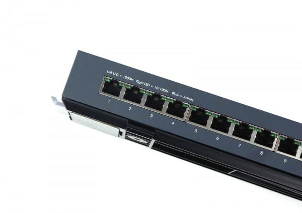 Netgear ProSAFE GSS116E click system install 2