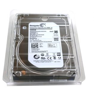 Seagate Enterprise Capacity HDD v4
